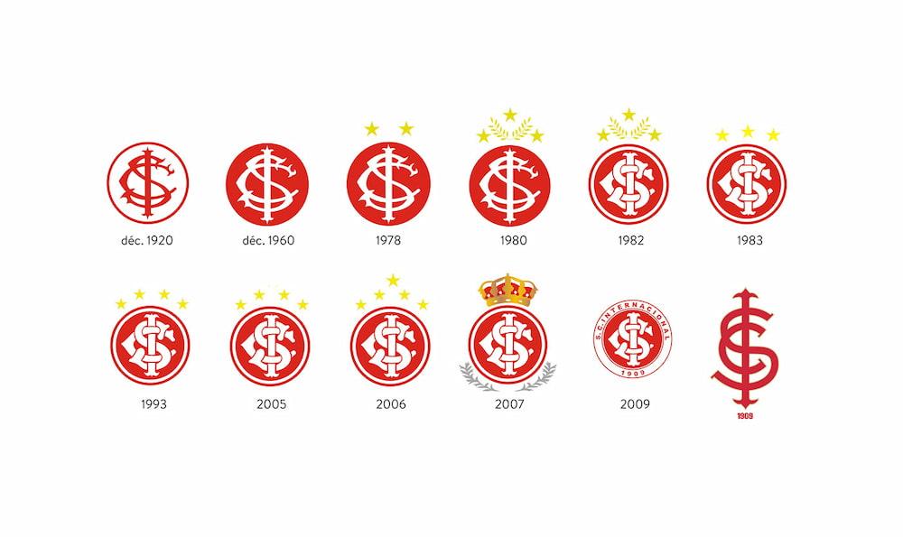 Símbolos do Inter